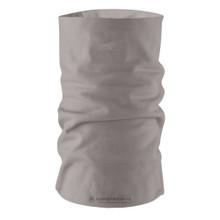 Nano Weave Ashen Grey Multi-functional face protection. Seamless Tube Bandana