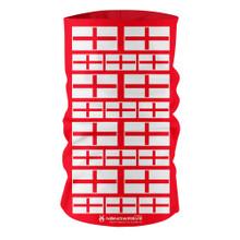 Nano Weave England English National Flag Multi-functional face protection. Seamless Tube Bandana
