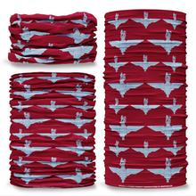 MOD Parachute Regiment Para red British Army  Multifunctional bandana headwear multiwrap snood
