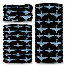 MOD Parachute Regiment Para Black British Army  Multi-functional bandana headwear multiwrap snood