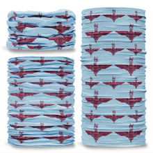 MOD Parachute Regiment Para Blue British Army  Multi-functional bandana headwear multiwrap snood