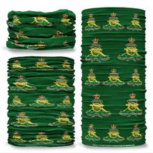 MOD Royal Artillery British Army Green Multifunctional bandana headwear multiwrap snood
