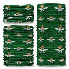 MOD Royal Gurkha Rifles Green British Army  Multi-functional bandana headwear multiwrap snood