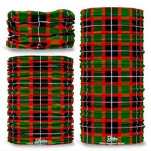 Rifles Regiment Tartan Seamless Tube Bandana Snood Multifunctional multiwrap Giraffe headwear