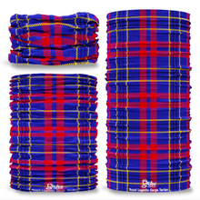 Royal Logistics Corps Tartan Seamless Tube Bandana Snood Multifunctional multiwrap Giraffe headwear