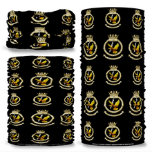 MOD 736 Naval Air Squadron Royal Navy Black  Multi-functional bandana headwear multiwrap snood