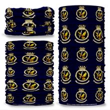 MOD 736 Naval Air Squadron Royal Navy Blue Multi-functional bandana headwear multiwrap snood