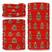 MOD 7 RHA British Army Red Multifunctional bandana headwear multiwrap snood
