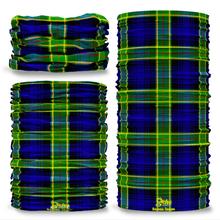 Barnes Clan Tartan Scottish Scotland Seamless Tube Bandana Snood Multifunctional multiwrap Giraffe headwear
