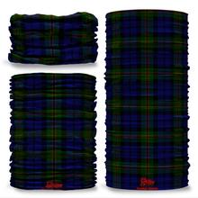 Dundas Tartan Scottish Scotland Seamless Tube Bandana Snood Multifunctional multiwrap Giraffe headwear