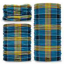 Laing Tartan Scottish Scotland Seamless Tube Bandana Snood Multifunctional multiwrap Giraffe headwear