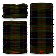 Lochaber District Tartan Scottish Scotland Seamless Tube Bandana Snood Multifunctional multiwrap Giraffe headwear