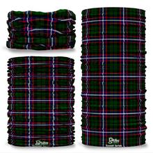 Russell tartan Scottish Scotland Seamless Tube Bandana Snood Multifunctional multiwrap Giraffe headwear