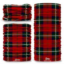 Ruthven Tartan Scottish Scotland Seamless Tube Bandana Snood Multifunctional multiwrap Giraffe headwear