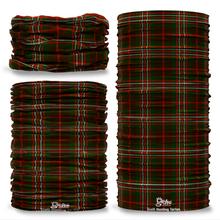 Scott Hunting Tartan Scottish Scotland Seamless Tube Bandana Snood Multifunctional multiwrap Giraffe headwear
