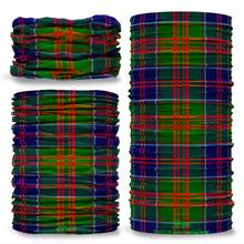 Stewart of Appin Hunting Tartan Scottish Scotland Seamless Tube Bandana Snood Multifunctional multiwrap Giraffe headwear