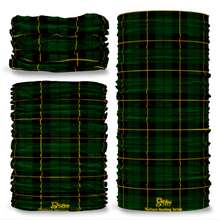 Wallace Hunting Tartan Scottish Scotland Seamless Tube Bandana Snood Multifunctional multiwrap Giraffe headwear