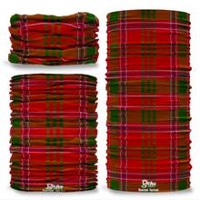 Dalziel Tartan Scottish Clan Seamless Tube Bandana Snood Multifunctional multiwrap Giraffe headwear