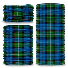 Sempill Tartan Scottish Clan Seamless Tube Bandana Snood Multifunctional multiwrap Giraffe headwear