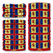 Fenland County Flag Tube Bandana Snood Multifunctional multiwrap Giraffe headwear