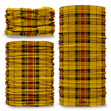 Morgan Tartan Wales Welsh Seamless Tube Bandana Snood Multifunctional multiwrap Giraffe headwear