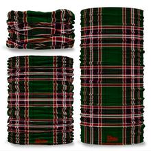 Macfarlane Hunting Tartan Scottish Scotland Seamless Tube Bandana Snood Multifunctional multiwrap Giraffe headwear