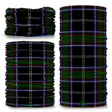 Webster Tartan Scottish Scotland Seamless Tube Bandana Snood Multifunctional multiwrap Giraffe headwear