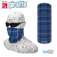 RAF Royal Air Force Military Tartan  Bandana snood Multi-functional  headwear ski bike run sport