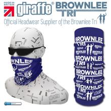 Brownlee Brothers Triathlon Navy Multi-functional Tube Bandana