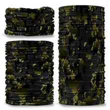 G-585 Black Ops SF Camouflage  Camo Seamless Tube Bandana Snood Multifunctional multiwrap Giraffe headwear