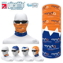 MNDA  - Club Design Multi-functional Bandana RD