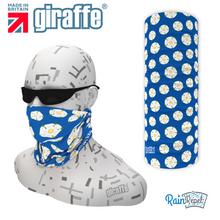G-561 Yorkshire Rose Blue  Face Mask Black Tube  Bandana