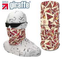 G-433 Face Mask Black Tube  Bandana