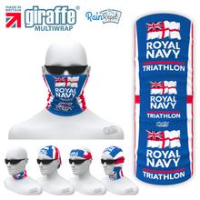 Royal Navy Triathlon V1 -   Multi-functional Bandana