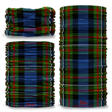 Ferguson Of Atholl Tartan Scottish Scotland Seamless Tube Bandana Snood Multifunctional multiwrap Giraffe headwear