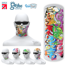 G-656 Street Art Graffiti  Mask Tube  Bandana