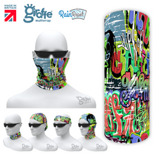 G-658 Street Art Graffiti  Mask Tube  Bandana