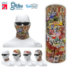 G-659 Street Art Graffiti  Mask Tube  Bandana