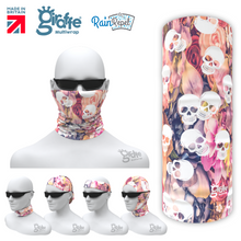 G-668 - Soft Skulls  Mask Tube  Bandana