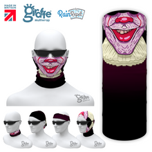 G-679 IT Clown Face Shield  Mask Tube  Bandana