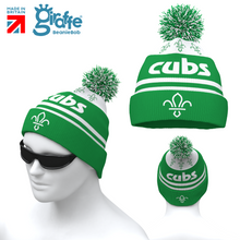 Cubs Green Scout -  Bobble Hat LIMITED STOCK