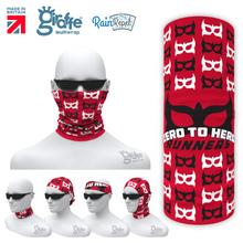 Zero to Hero RED  - Club Design Multi-functional Bandana