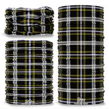 Newcastle Tartan Scottish Clan Seamless Tube Bandana Snood Multifunctional multiwrap Giraffe headwear