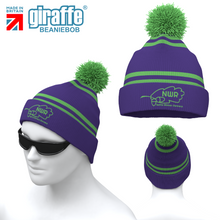 Notts Women Runners Bobble Hat - Limited Stock
