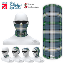 MacDougall - McDougle Clan Tartan Scottish Bandana snood Multi-functional  headwear ski bike run sport