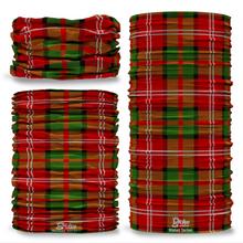 Nisbet Tartan Scottish Clan Seamless Tube Bandana Snood Multifunctional multiwrap Giraffe headwear