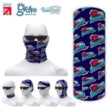 North Dock Dredgers Multifunctional Headwear Tube  Bandana