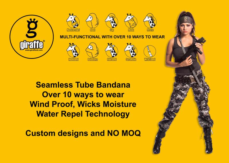 Design Your Own Bandana!