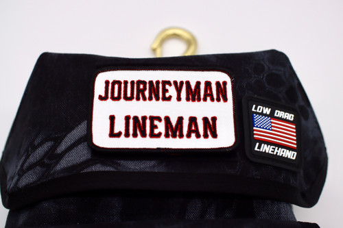 Journeyman Lineman Patch