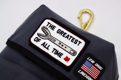 G.O.A.T Patch